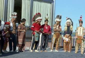 Chief Taghkanic Diner Grand Opening Rt. 203 Chatham 1964 (3)