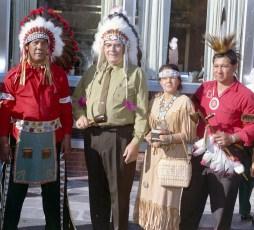 Chief Taghkanic Diner Grand Opening Rt. 203 Chatham 1964 (8)