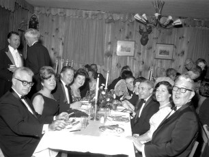 Old Chatham Hunt Club Annual Banquet Jackson House 1965 (1)