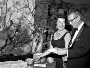 Old Chatham Hunt Club Annual Banquet Jackson House 1965 (3)
