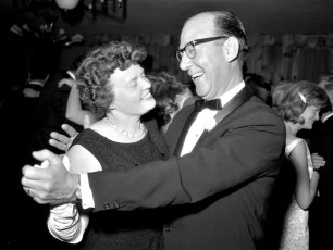 Old Chatham Hunt Club Annual Banquet Jackson House 1965 (4)