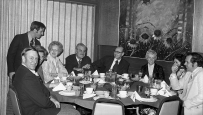 Taconic Telephone Co. Christmas Party Chatham 1975 (1)