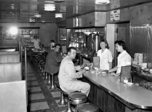 Claverack Diner Rt. 23 Claverack 1956 (2)