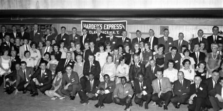 Harder's Express Xmas Party Claverack 1966