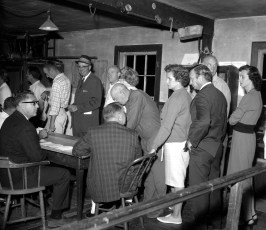 Town of Claverack Election Primary Hollowville 1965 (2)