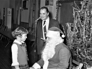 Clermont Fire Dept. Xmas Party 1970 (4)