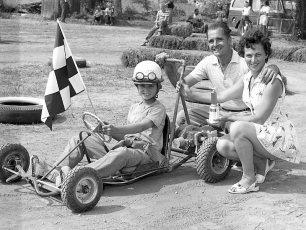 Clermont Midget Racing 1959 (2)
