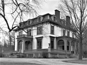 Home of RR Livingston 1954