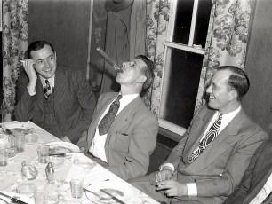 Dart Club Vince Holsapple 1948