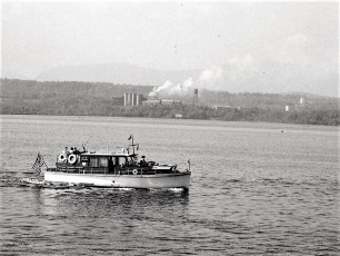 Dr Henry's yacht at Anchorage 1949 (4)