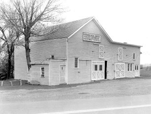 Lawrence Brothers Packing House G'town 1949