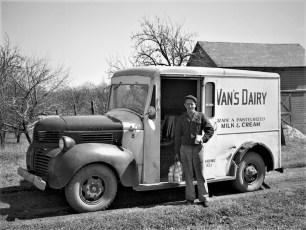 Van's Dairy 1947