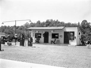 A. Widman Sunoco Rt. 9G G'town 1950