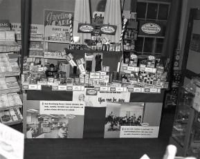 Drug Store interior