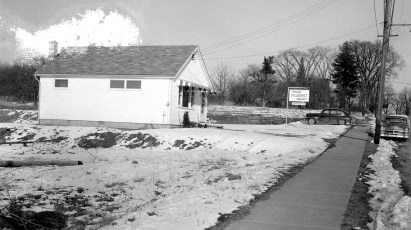 Fingar Insurance Agency Main St. G'town 1955
