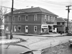 Grange Building G'town 1951