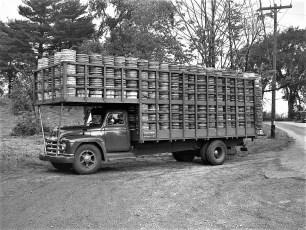 G'town Empty Package Co 3200 bushel baskets Main St 1950