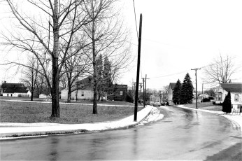 G'town Post Office new site on land of Mrs. Johanna Eckert Jan. 1955 (2)