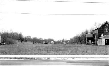 G'town Post Office new site on land of Mrs. Johanna Eckert Jan. 1955 (3)