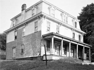 Lloyd Seymour house Anchorage Rd G'town 1954