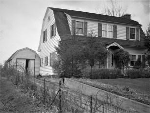 Stevens house Main St G'town 1950