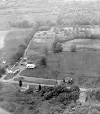 Taconic Farms & Hover Ave. G'town 1950 (1)