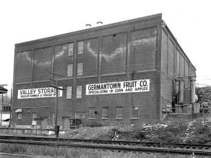 Valley Storage Lower Main St. G'town Dec. 1958 (2)