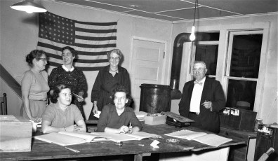 G'town Polling Place #2 1957
