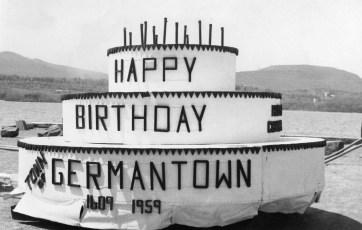 Town of Germantown 1956-1959