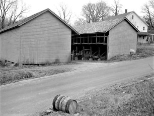 Miller & Hover Storage Sheds Lower Main St. G'town 1959 (2)