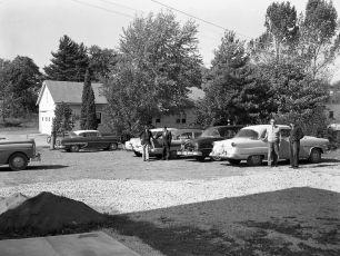 New Municipal Lot G'town 1959