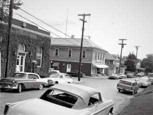 Germantown Main Street 1960