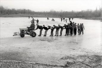 Lion's Skating Pond 1966