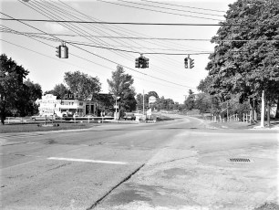 Route 9G road scenes G'town 1969 (2)