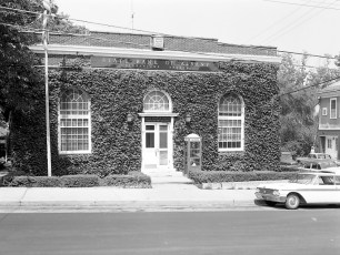 State Bank of Albany G'town Branch 1962