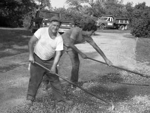 Frank Pereira paving contractor G'town 1977 (1)