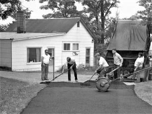 Frank Pereira paving contractor G'town 1977 (2)