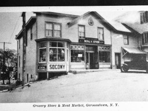 Ben Stier Store G'town