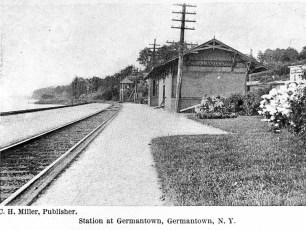 G'town Railway Station