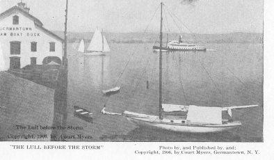 N. G'town Dock (copy) 1906