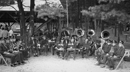 Ghent Band 1956