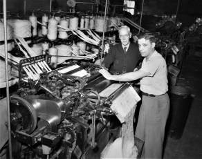 Ghent Wool Combing Co. 1955