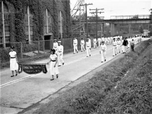 Greenport NY Fireman's Parade 1951 (13)
