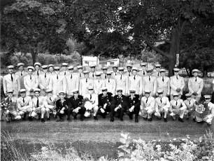 Greenport NY Fireman's Parade 1951 (2)