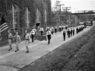 Greenport NY Fireman's Parade 1951 (5)