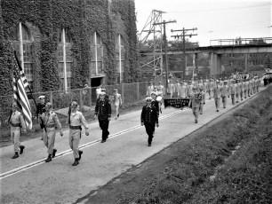 Greenport NY Fireman's Parade 1951 (9)