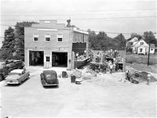 Greenport Rescue Sq. construct 1960 (1)