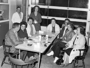Greenport Rescue Squad Ambulance Fund Raising Committee 1973