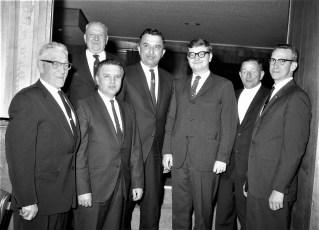 Greenport Rescue Squad Annual Banquet 1968 (1)