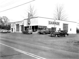Mt. Merino Sales & Service Rt 9G Greenport 1957